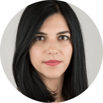 Teodora Motorca, People and operations coordinator –Geneva